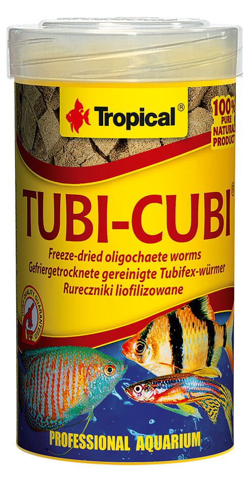 Tropical Tubi Cubi 100ml 10g